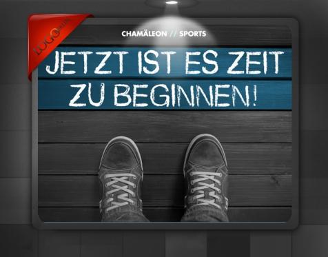 Fitness Studio Homepage