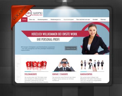 PERSONALBERATUNG Homepage